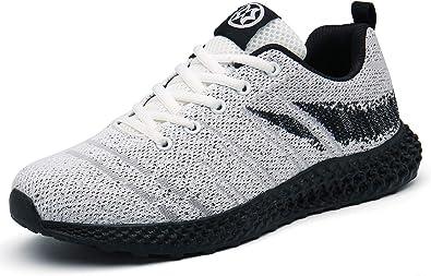Zapatillas de Running para Hombre Mujer Aire Libre Deportes Zapatos para Correr