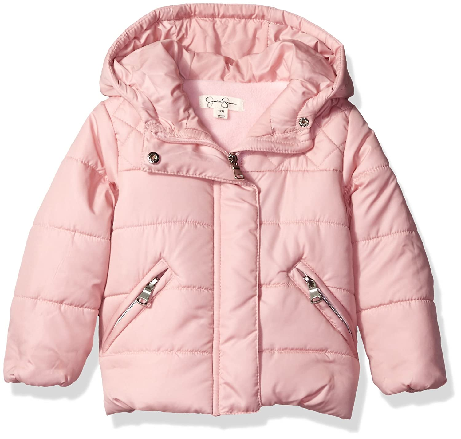 Amazon Jessica Simpson Baby Girls Bubble Jacket With Diamond