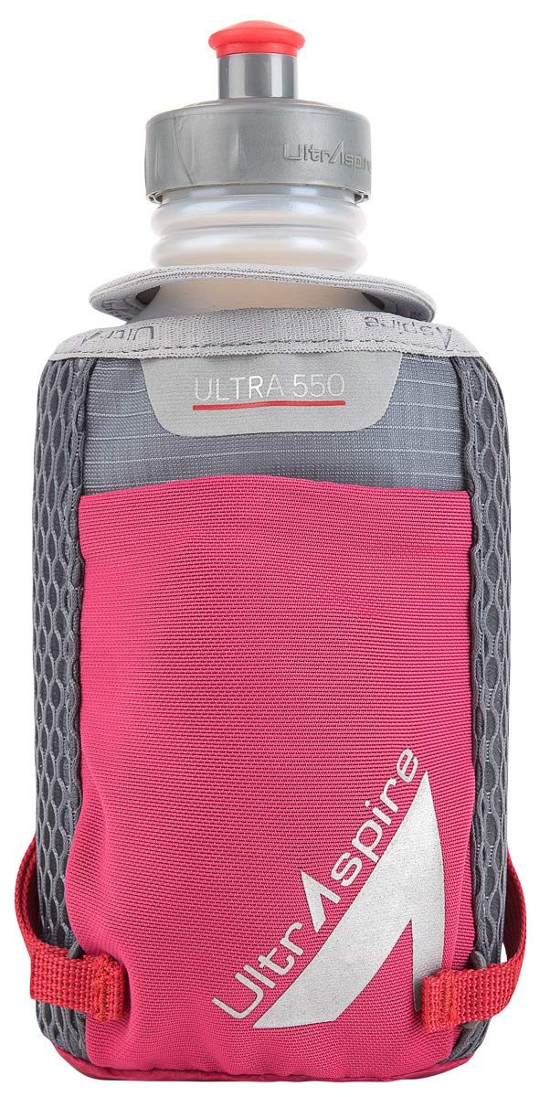 Ultraspire Ultra 550 Handheld BPA PVC Free Hydration Bottle