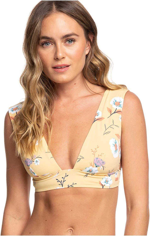 Roxy Lahaina Bay Tri Womens Bikini Top