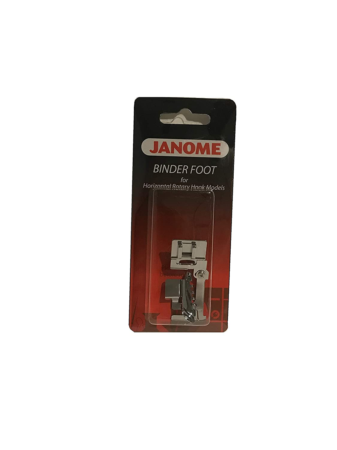 Janome Sewing Machine Foot Kit Janome Quilting Accessory Bundle for Standard Top Load Horizontal Rotary Hook Machines