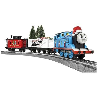 Lionel Thomas Christmas Freight Train Set - O-Gauge: Toys & Games