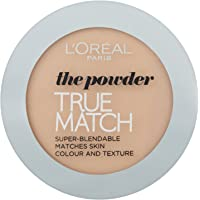 L'Oreal Paris True Match Powder - 9g, Golden Ivory W1