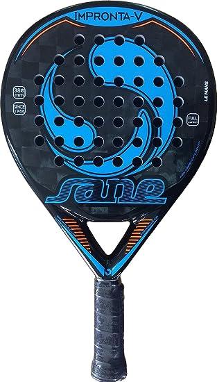 Amazon.com: Sane Textreme HCT Padel Tennis Racquet ...
