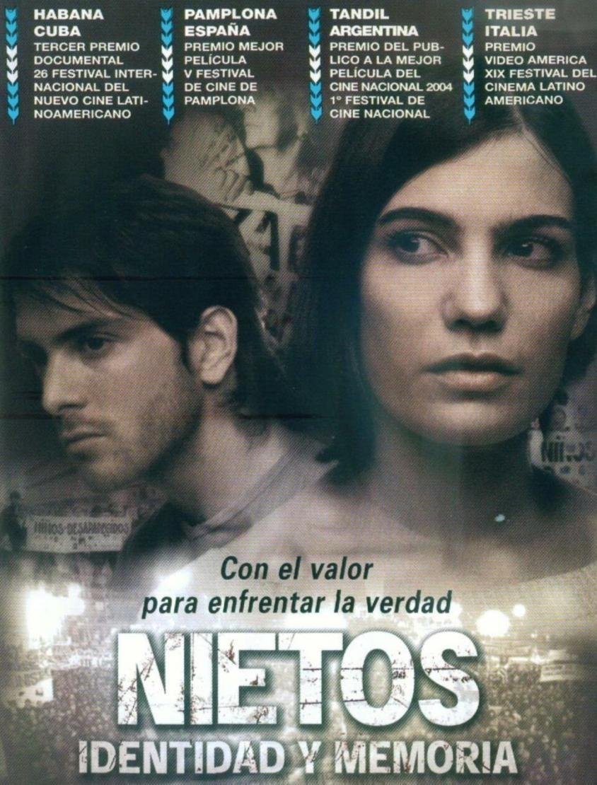 Nietos Identidad Y Memoria [Alemania] [DVD]: Amazon.es: Cine y Series TV