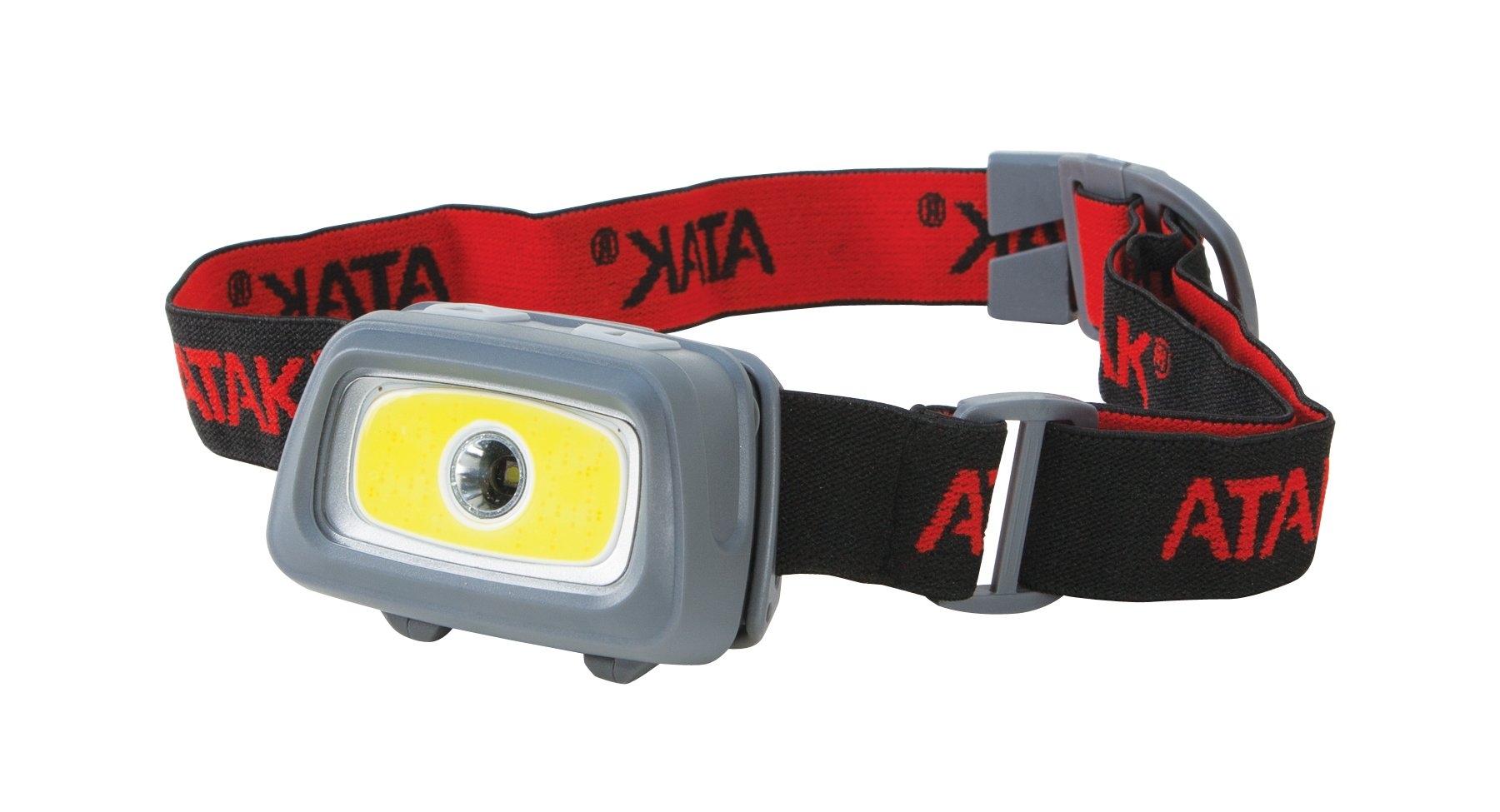 ATAK Model 372-300 Lumen Multi-Function COB LED Headlamp (High, Low, Green, Red and Strobe Settings)