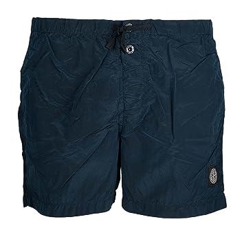 e7976d418a Stone Island Nylon Metal B0643 Shorts, Green, M: Amazon.co.uk ...