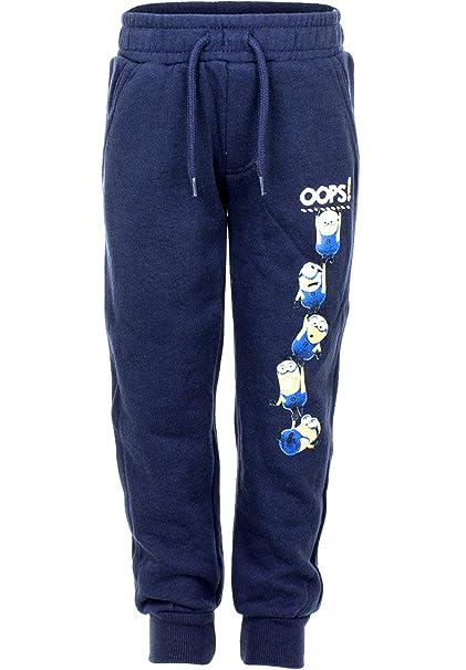 Minions 116-152 - Pantalones de chándal para niño: Amazon.es: Ropa ...