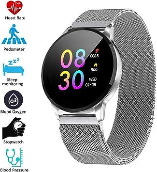 Padgene Smartwatch IP67 Impermeable Pantalla Color Pulsera ...