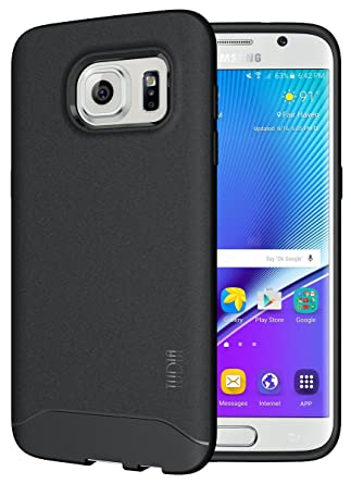 Amazon.com: Galaxy S7 Edge caso – TUDIA full-matte arco TPU ...