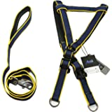 Adahome Pet Adjustable Harness And Leash Set Matching Collar & Lead Available Separately 002