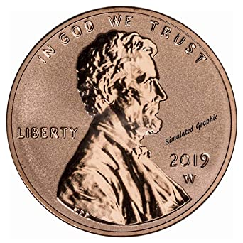 2011-S San Francisco Mint Lincoln Shield Cent Proof