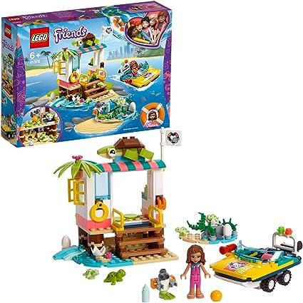 LEGO Friends - Misión de Rescate: Tortugas Nuevo juguete de ...