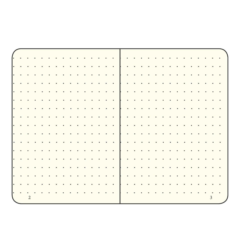 Amazon Leuchtturm1917 Medium Size Hardcover A5 Notebook