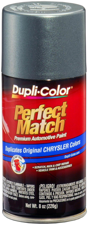 Dupli-Color (EBCC04287-6 PK) Magnesium Pearl Chrysler Perfect Match Automotive Paint - 8 oz. Aerosol, (Case of 6) by Dupli-Color