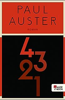 4 3 2 1 (German Edition)