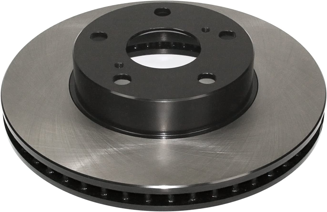 DuraGo BR90035802 Front Vented Disc Premium Electrophoretic Brake Rotor