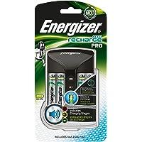 Energizer Oplader batterijen, Recharge Pro, voor oplaadbare batterijen in de maten AA en AAA