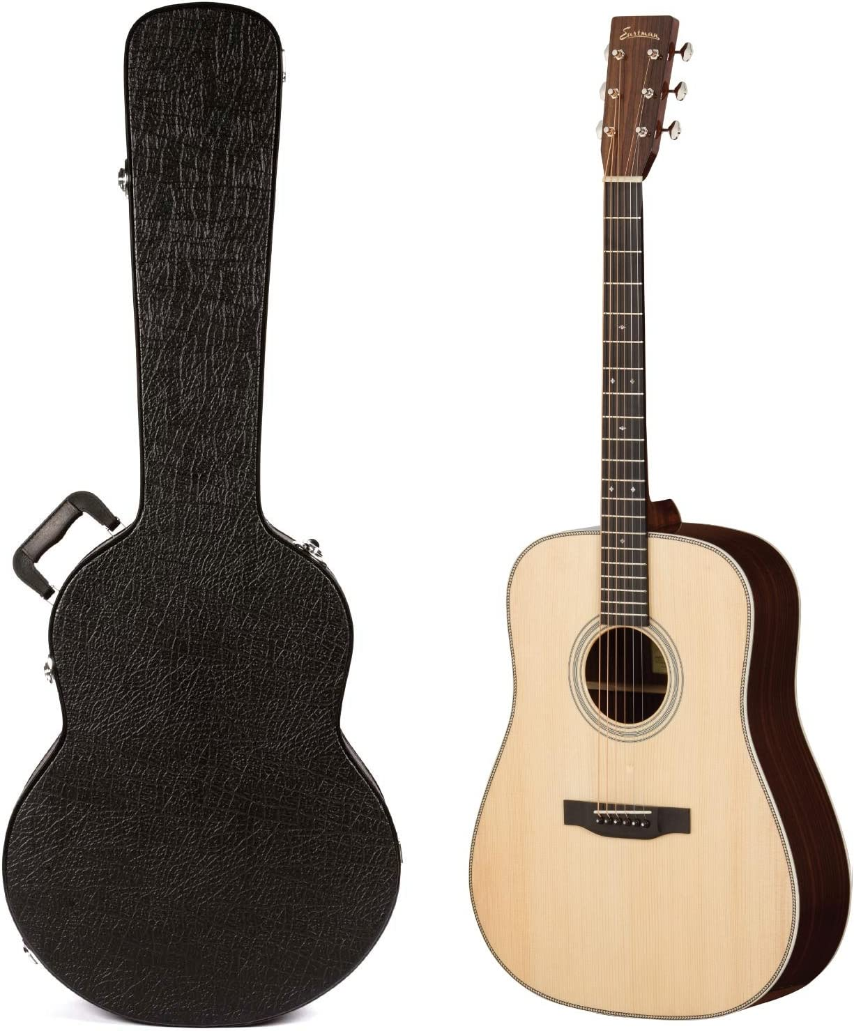 Eastman e20d Dreadnought tradicional plancha de guitarra acústica ...