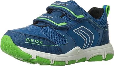 Geox Kids Boys Android 18 32 M EU Little Big Kid Navy//Orange