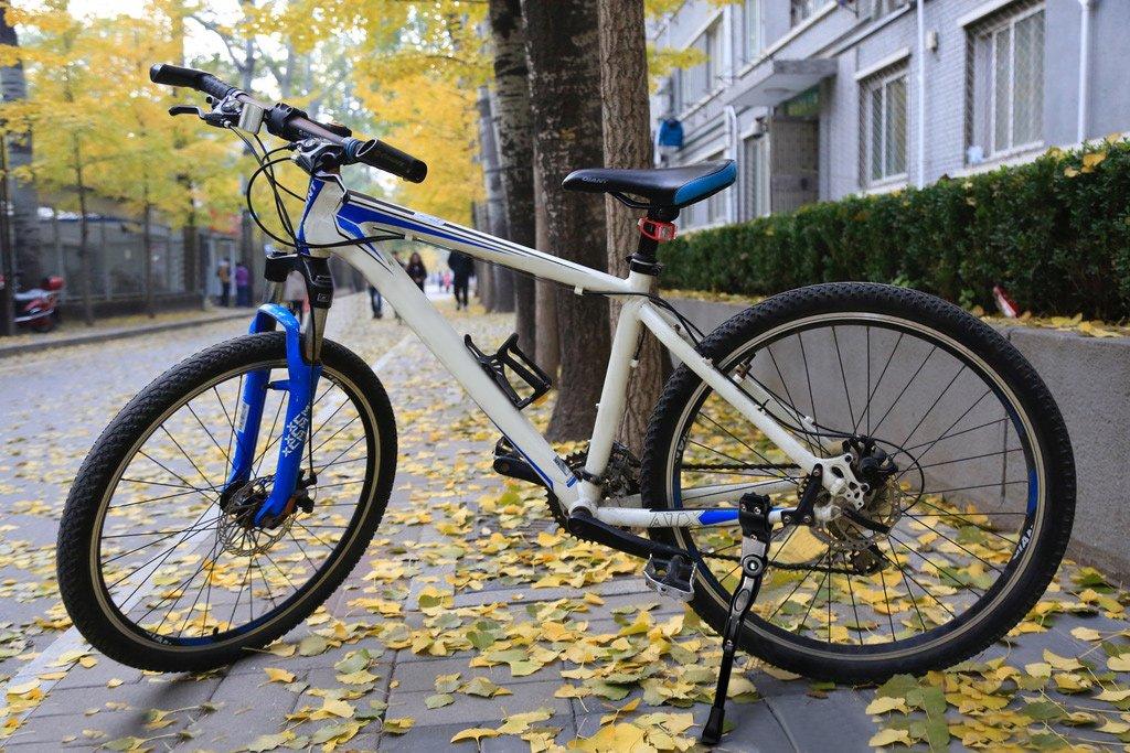 Yododo MTB Bici Bicicletta Cavalletto Cavalletto Bicicletta Regolabile Alluminio Lega Cavalletto Bici Cavalletto di bicicletta per bici 24-28