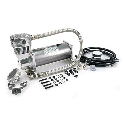 VIAIR 48043 Chrome 200 PSI 480C Air Compressor: Automotive