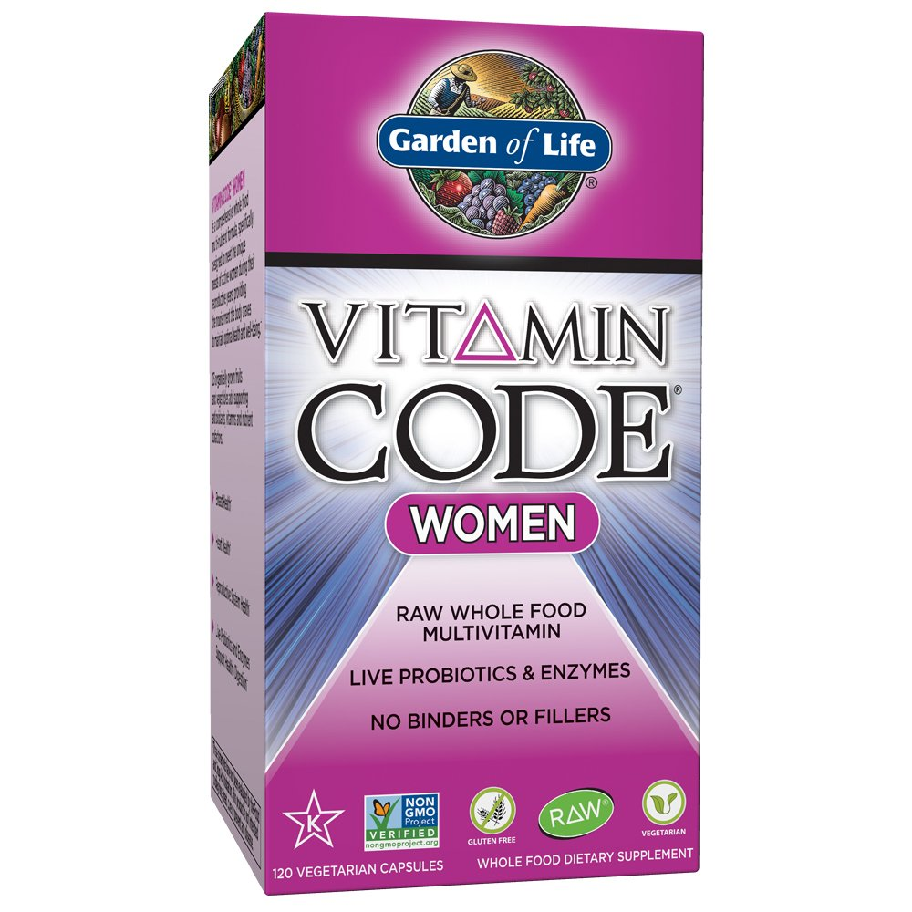 amazon com garden of life multivitamin for men vitamin code