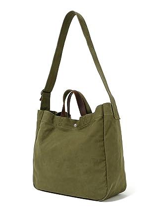 53f703aba1 Canvas Travel Tote Bag Handbag Shoulder Bag Crossbody Bags For Men And  Women Leather Handle