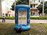 Inflatable Cash Cube Booth for