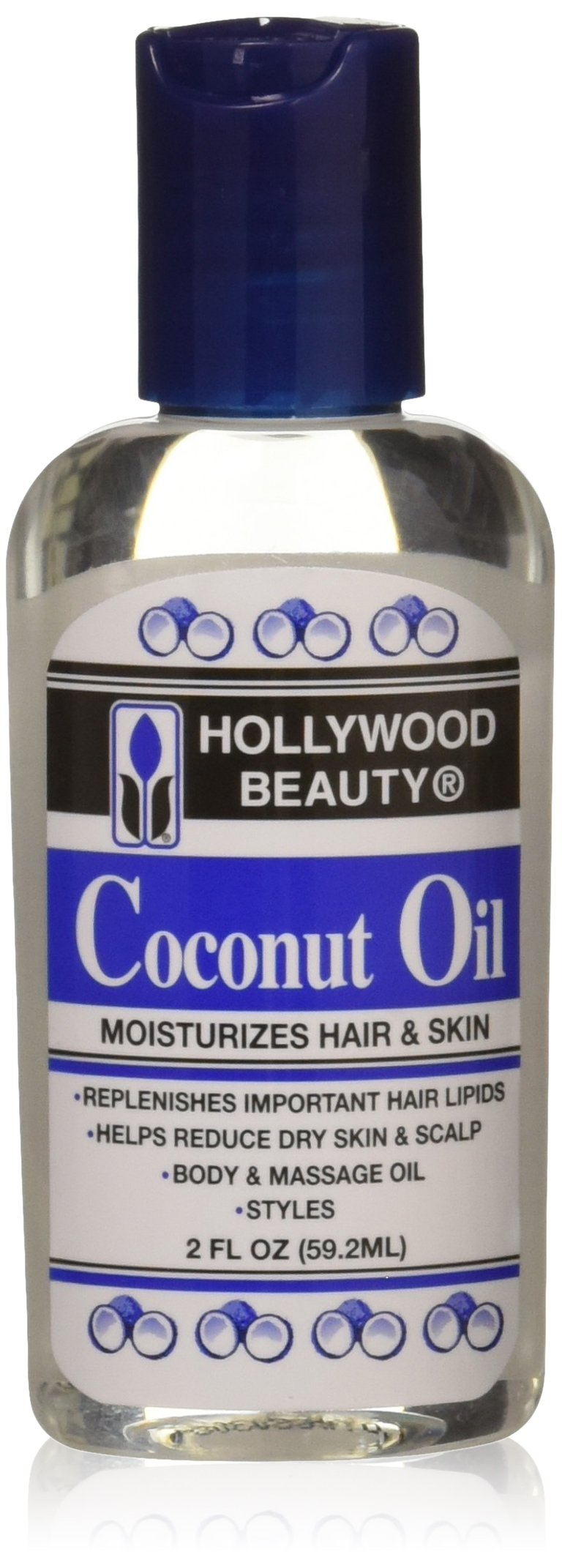 Hollywood Beauty Tea Tree Oil Natural Hair
