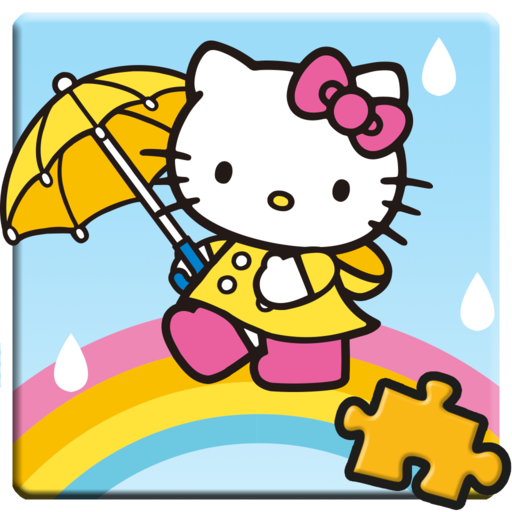 Hello Kitty Jigsaw Puzzle Game for Kids - Full Version (Freetime Edition)
