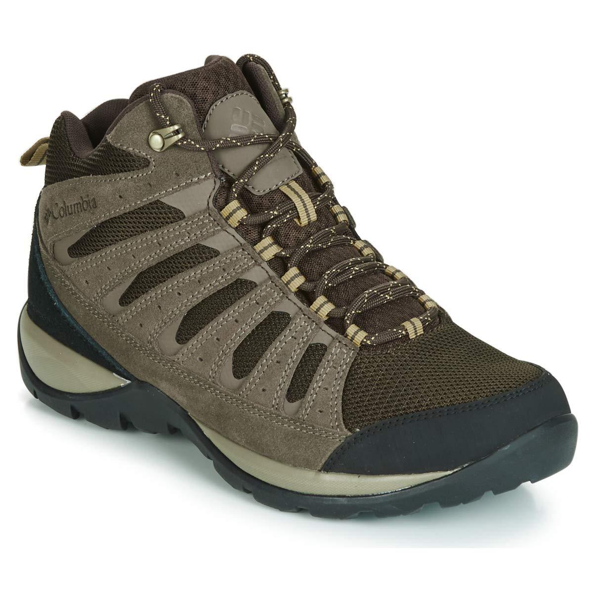 a62de44ce Amazon.com | Columbia Men's Redmond V2 Mid Waterproof Hiking Shoe ...