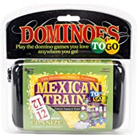 Puremco Mexican Train Dominoes To Go