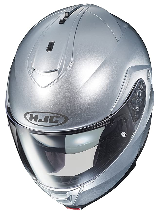 Amazon.com: HJC IS-MAX II Modular Motorcycle Helmet (White, XXX-Large): Automotive