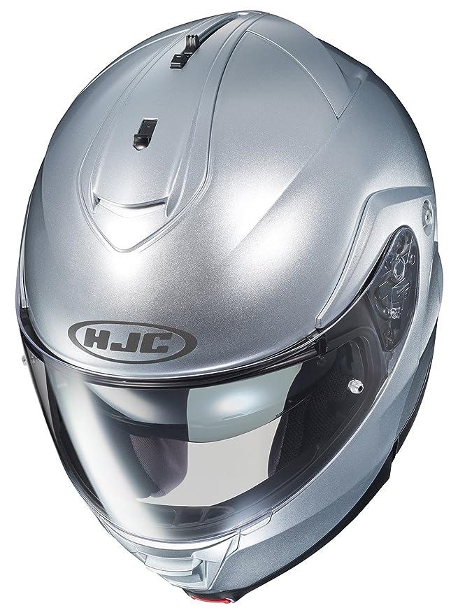 Amazon.com: HJC IS-MAX II Modular Motorcycle Helmet (White, XXX-Large): Automotive