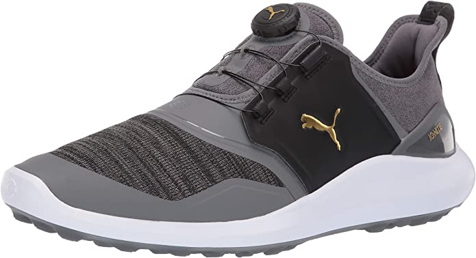 PUMA Men's Ignite Nxt Disc Golf Shoe