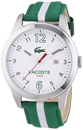 Lacoste Auckland 2010721 Mens Wristwatch Excellent readability
