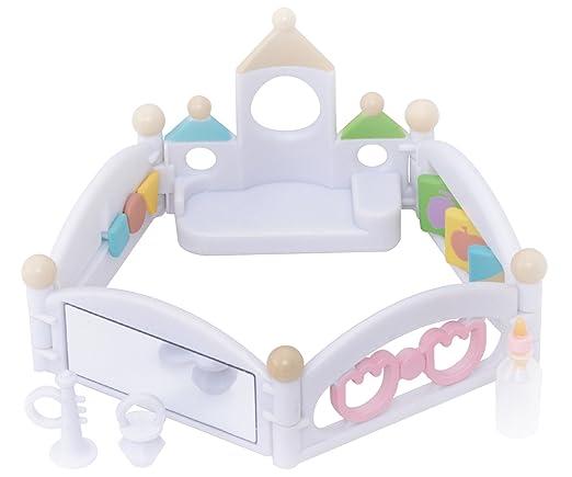 Assorted colors Action- & Spielfiguren Sylvanian Families Triple Bunk Beds