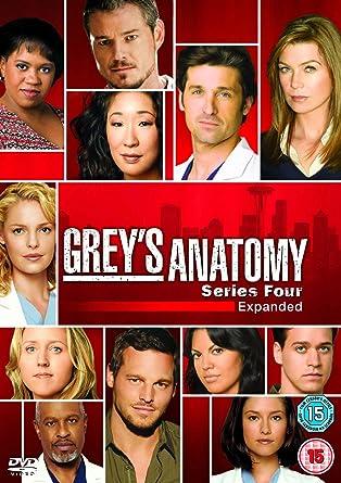 Amazon.com: Greys Anatomy - Season 4 [DVD]: Movies & TV