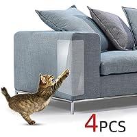 Weehey Guardias de rasguño de Muebles Cojines Protectoras de arañazos de los Muebles del Protector del sofá del sofá para Mascotas Cojín del Protector del rasguño del Gato para Proteger los Muebles