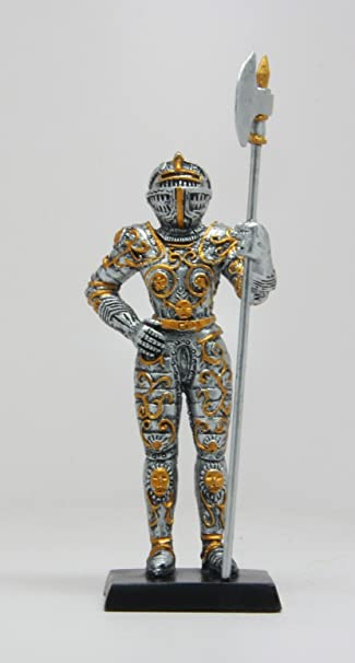 Halberdier Armor