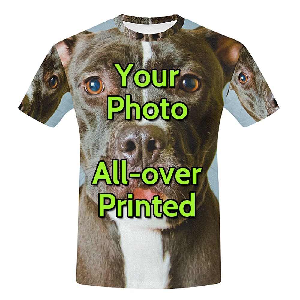 Amazon Personalized Custom T Shirts Design Your Own Picture