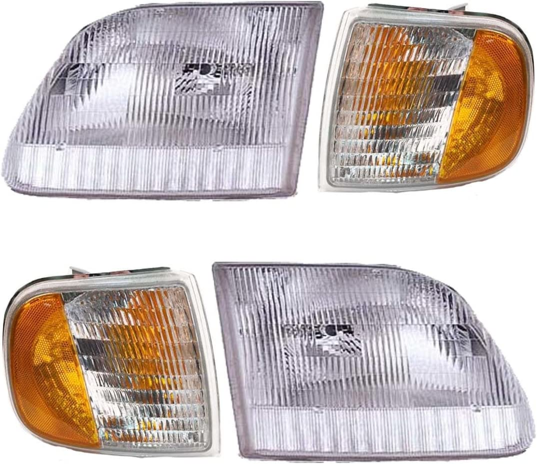 Right Side Marker Lamp Unit Without Bulb For 97-03 2004 2005 2006 Jeep Wrangler