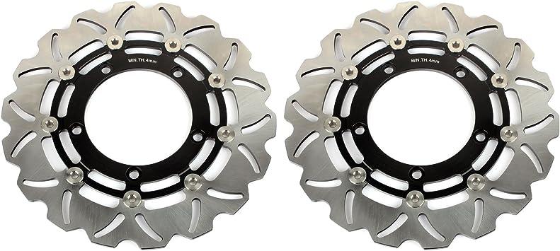TARAZON Rear Brake Disc Rotor for Suzuki GSX 1300 R Hayabusa 2008 2009 2010 2011 2012 2013 2014 2015 2016