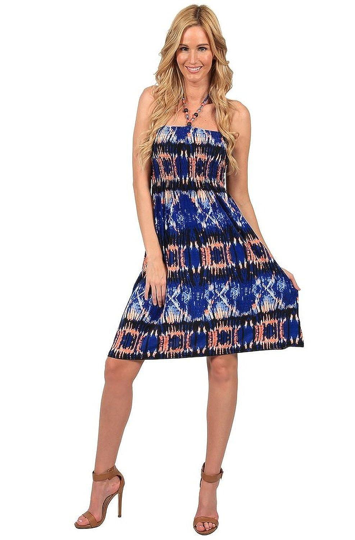 2e850900d6 INGEAR in Gear Women s Stud Empire Halter Dress at Amazon Women s Clothing  store