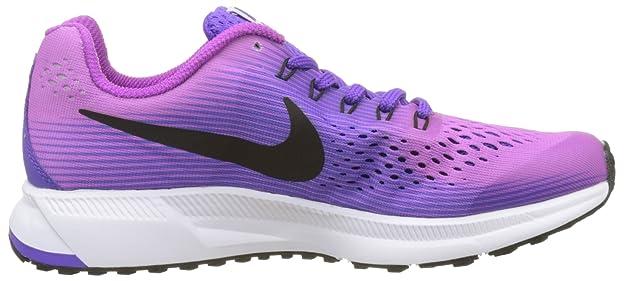 save off 0170b 0eaf3 Nike Zoom Pegasus 34 GS, Scarpe da Corsa Bambina  Amazon.it  Scarpe e borse