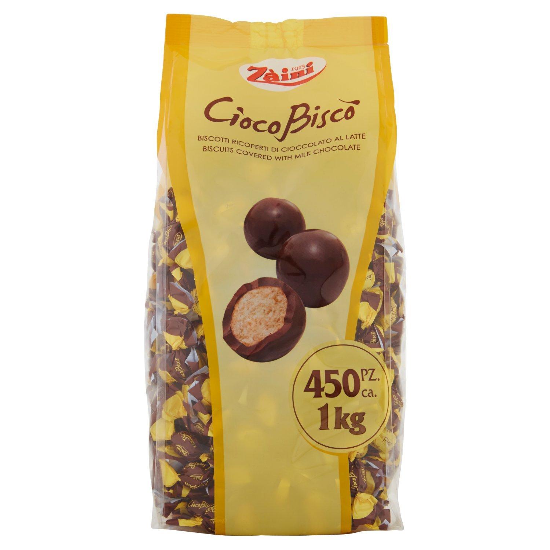 Zaini Cioccolatini Biscotti , 1000 g Amazon.it Alimentari e cura della  casa