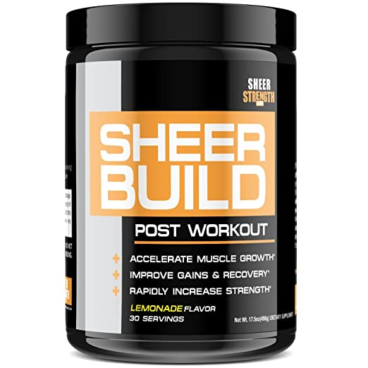 Sheer Build Post Workout