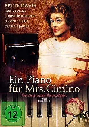 Ein Piano Fur Mrs Cimino Dvd 1982 Amazon Co Uk Bette Davis