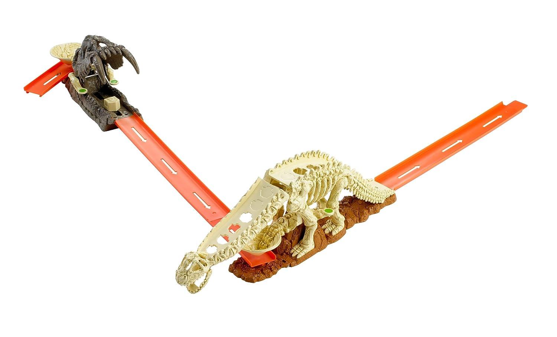 Hot Wheels N4722 Back Bone Slide Trick Tracks Bahn